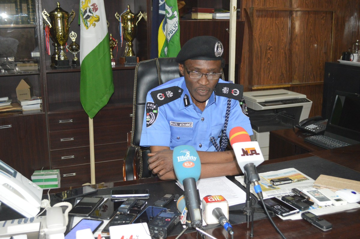 Meet CP Wakili Mohammed: Kano police boss who 'arrested' deputy governor to prevent rigging